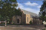 First Christian Church, Mobile, Alabama.