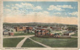 General View Of Anniston, Alabama.