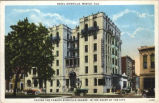 Hotel Bienville, Mobile, Alabama.