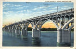 Keller Memorial Bridge, Decatur, Alabama.