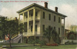 Mrs. Augusta Evans Wilson Present Home, Government St., Mobile, Alabama.