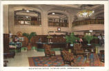 Tutwiler Hotel, Registration Office, Birmingham, Alabama