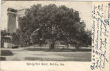 Spring Hill Hotel, Mobile, Alabama