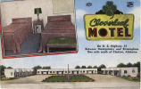 Cloverleaf Motel On U. S. Highway 31