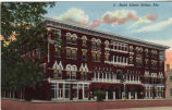 Hotel Albert, Selma, Alabama