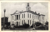 Pike County Courthouse, Troy, Alabama.