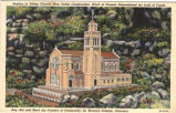 Replica of Abbey Church, St. Bernard College, Alabama