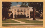 President's Home, University of Alabama, Tuscaloosa, Alabama
