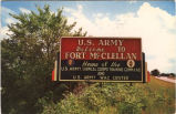 U.S. Army, Welcome to Fort McClellan