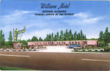 Williams Motel, Dothan, Alabama