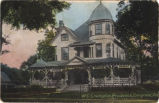 W.C. Crumpton Residence, Evergreen, Alabama