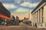 Foster Street, Looking North, Dothan, Alabama