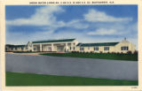 Green Motor Lodge, Montgomery, Alabama