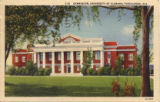 Gymnasium At University Of Alabama, Tuscaloosa, Alabama