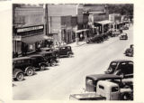 Main Street in Greensboro, Alabama