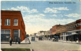 West Main Street in Hartselle, Alabama