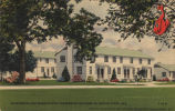 Apartments for married non-commission officers of Napier Field, Alabama