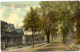 Belleville, Avenue, Looking North, Brewton, Alabama