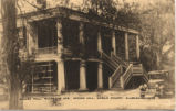 Asalea Hall, McGregor Ave., Spring Hill, Mobile County, Alabama--guests