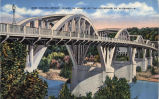 Bibb Graves Bridge, named in honor of the Governor of Alabama.