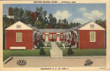 Browns Motor Court -- Attalla, Alabama.