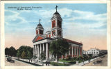 Cathedral of Immaculate Conception, Mobile, Alabama.
