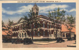 Calhoun County Court House, Anniston, Alabama.