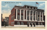 City Hall and auditorium, Dothan, Alabama.