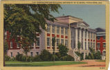 Administration building, University of Alabama, Tuscaloosa, Alabama