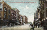 3rd Avenue street scene, looking west, Birmingham, Alabama