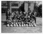 Black Education-Dunbar High School Football Team