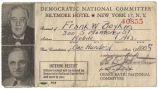 Receipt from the Democratic National Committee.