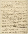 Copy of a letter from Governor Clement C. Clay in Montgomery, Alabama, to the officer commanding...