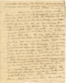 "Deposition by Sam Manac, a plantation owner in Alabama and ""a warrior of the Creek..."