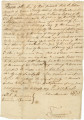 Bill of sale for slaves bought by James Caller of Warren County, North Carolina, from John Murrell.