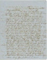 Letter from Bolling Hall, Jr., in Knoxville, Tennessee, to his father in Alabama.