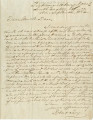 Letter from Robert Troy in Pietermaritzburg, South Africa, to his uncle, Daniel S. Troy, in...