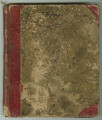 Company book for Company C of the 45th Alabama Infantry Regiment, C.S.A.