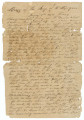 Diary kept by Joseph Wilkinson, post adjutant of Fort Morgan, during the siege of the fort in...