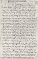 Copy of a letter from Henry L. Lowe in Vera Cruz, Mexico, to his mother, Bethany Condon in...
