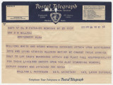 Telegram from International Labor Defense in New York, New York, to Governor B.M. Miller in...