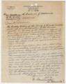 Letter from Berkeley Friends Meeting in Berkeley, California, to the Governor of Alabama in...