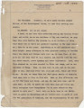 "Transcript of a meeting called by the Birmingham Trades Council ""for the purpose of..."