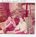 Ray R. Eddins and Mary Clements, Huntsville, Alabama.