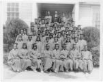 Graduating class, Henry County Training School, Abbeville, AL.